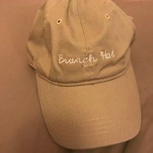 """""""Brunch Hat"""" Baseball Hat"""